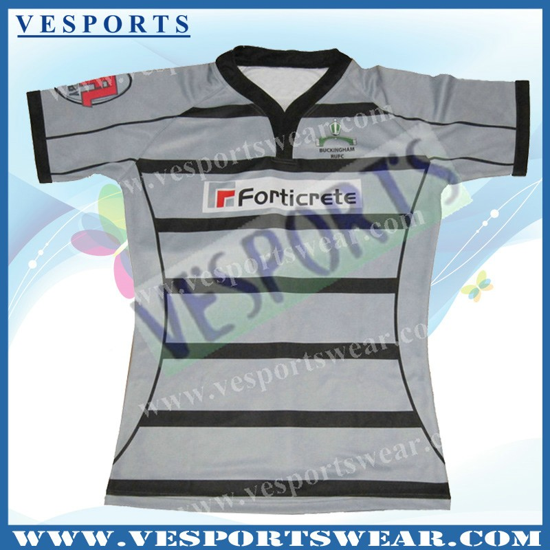 Buttons rugby shirt