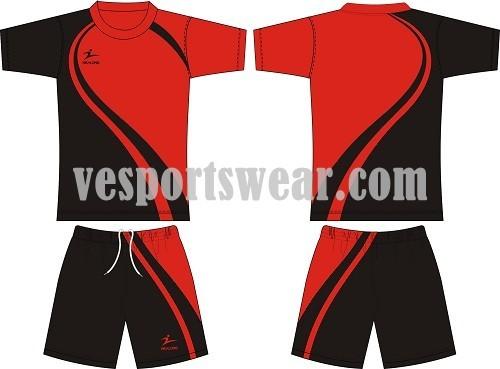 Football Team Custom Soccer Jersey