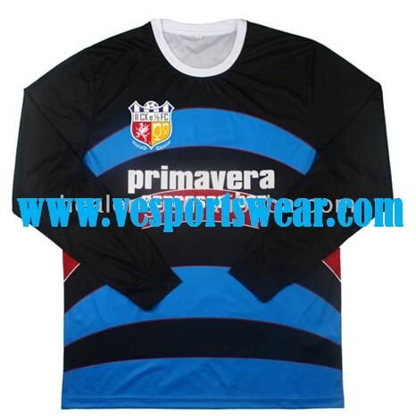 High quality custom Sublimated Unisex Soccer kit