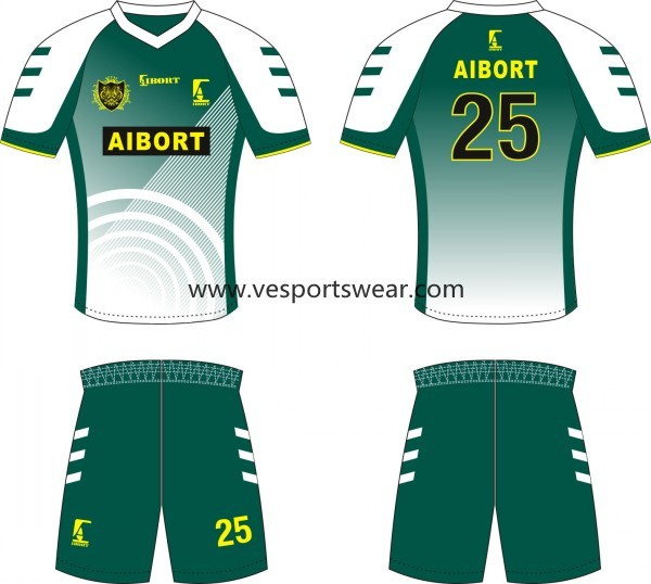 a59542a4ac6c new design beautiful soccer jersey and shorts