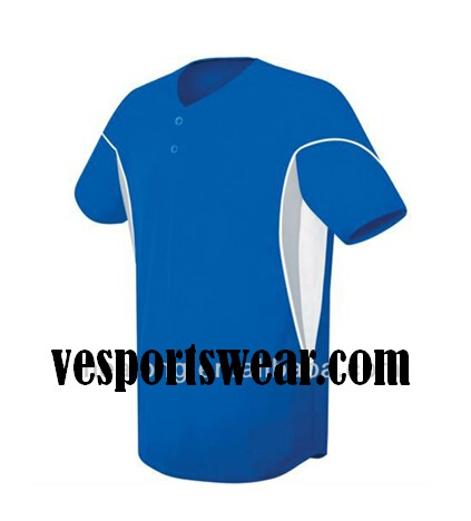 2014 unisex softball jersey for match