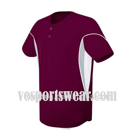 Sublimated team design softball wear