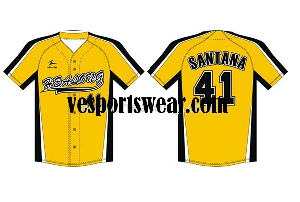 professional custom made softball jerseys