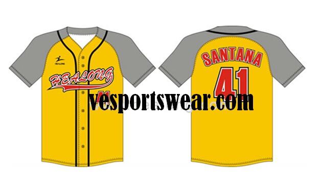 striped custom softball jersey