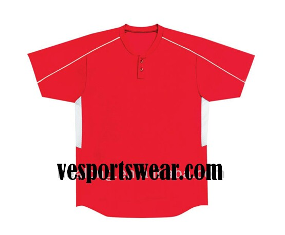 sublimation print softball uniforms
