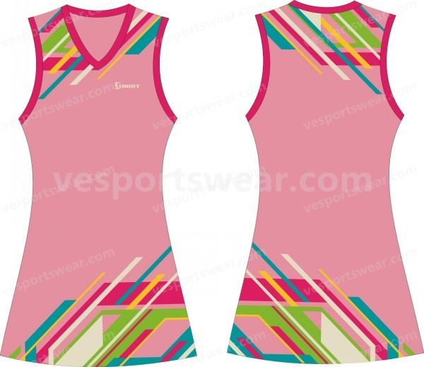 black rainbow girls tennis skirt
