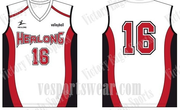 2014 sublimated volleyball jerseys