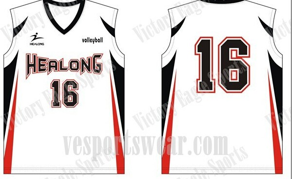 New desigh volleyball uniforms/jerseys
