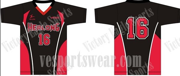 Wholesale customized volleyball jersey