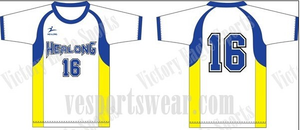 Wholesale high quality volleyball jersey