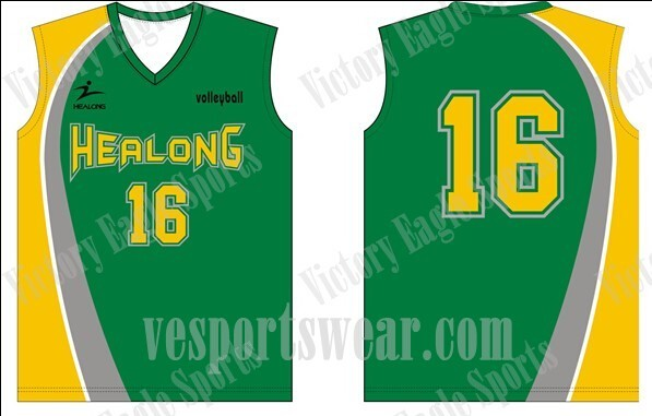 customised volleyball uniforms/jerseys