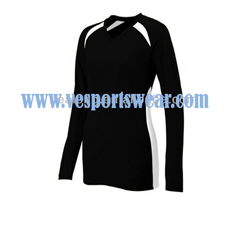 high qualitsublimation volleyball uniforms/jerseys