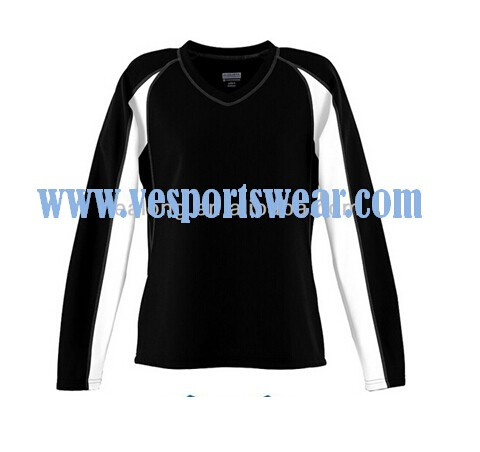 wholesale customised volleyball uniforms/jerseys