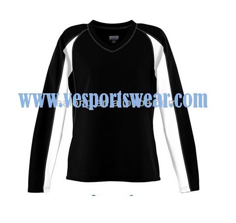 wholesale customised volleyball uniforms/jerseys
