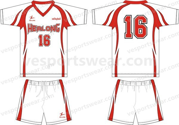 2014 High Quality custom Volleyball Uniforms