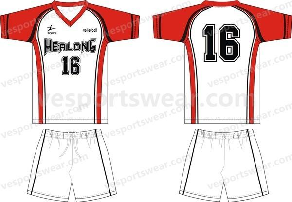 2014 custom volleyball jersey design