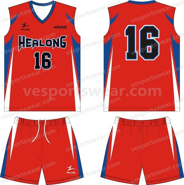 Wholesale Fashionable  Volleyball Uniform