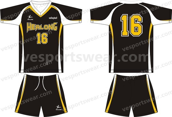 custom volleyball jersey design