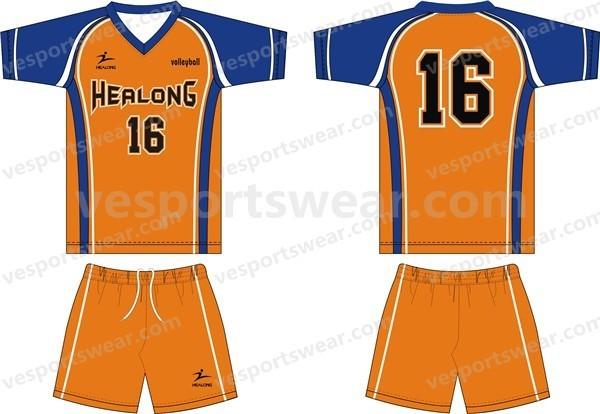 discount volleyball uniform