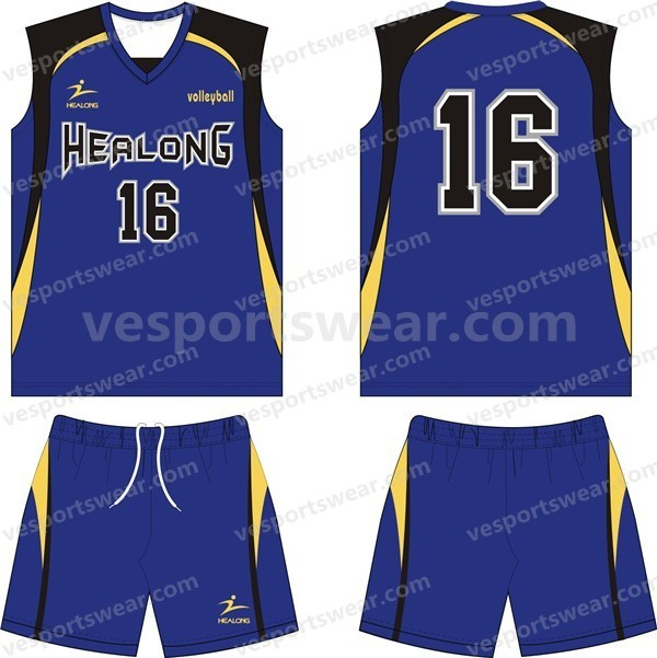 new desigh volleyball  kit