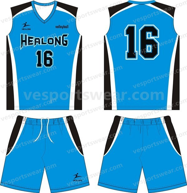 new volleyball uniform designs
