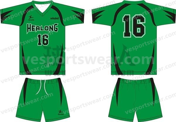 wholesale volleyball uniform