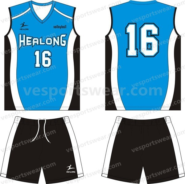 wholesale volleyball uniforms for adult
