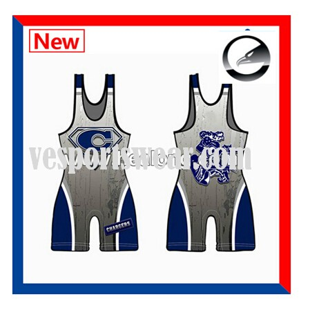 2014 new design wrestling uniform
