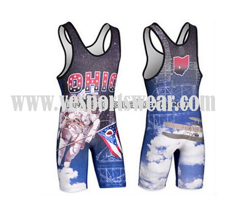 custom made wrestling singlets
