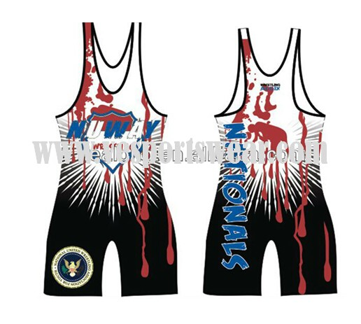 fashion wrestling singlets for men