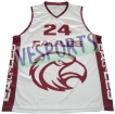 Dye sublimation Basketball Jerseys