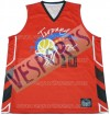 cheap custom digital print basketball jersey