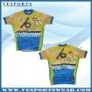 Custom sublimation mens cycling wear
