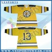 Custom Designed Boys Ice Hockey Jerseys