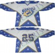 Custom dry-fit sublimation ice hockey jersey