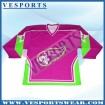 full dye sublimation hocky jersey