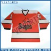 short sleeves ice hockey