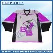 sublimation polyester ice hockey wear