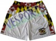 Custom polyester mesh fabric lacrosse shorts
