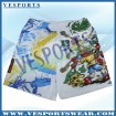 Custom team lacrosse shorts