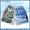 High quality mens lacrosse team shorts