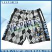 Professional lacrosse short with sublimation print