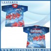 Custom Sublimation Girls Polo Shirts