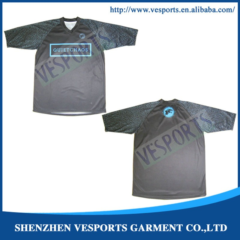 Casual short sleeve polyester shirt for men