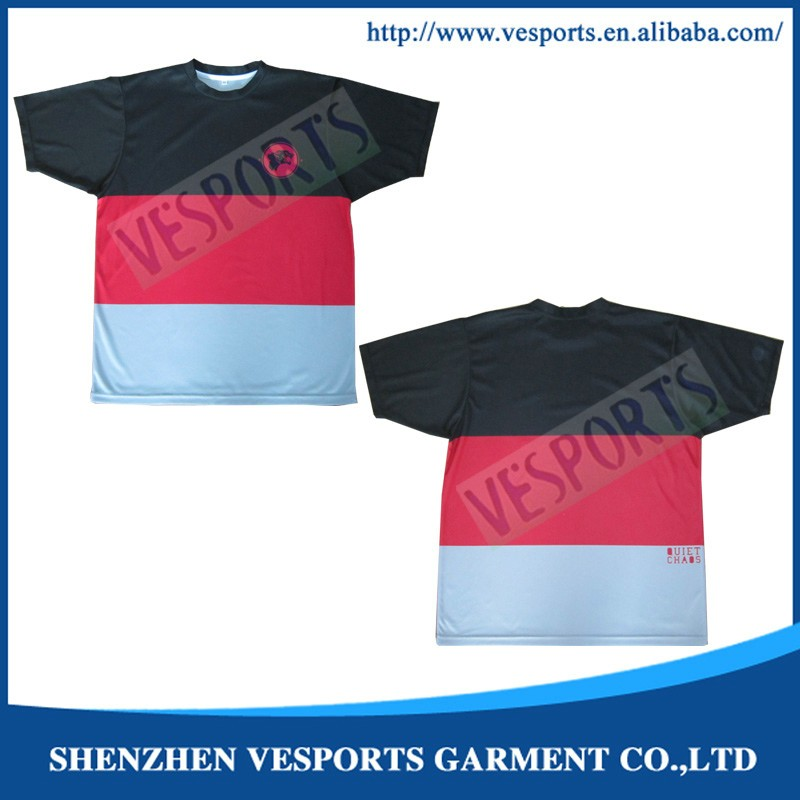 custom polyester shirts